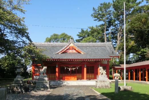 濱松 秋葉神社